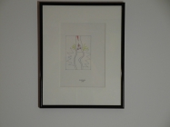 Alessandro Mendini - Three original and signed drawings (Various)