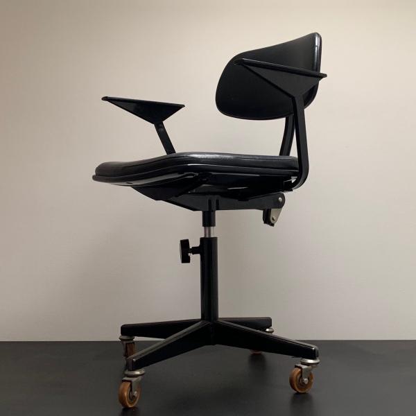 Friso Kramer Bureaustoel.Friso Kramer Bureaustoel Conberg Design